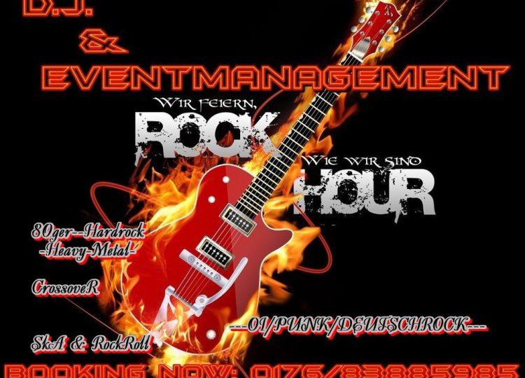 DJ Rock-Hour